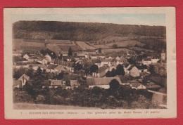 Brinon Sur Bevron  --  Vue Générale Prise Du Mont Rouen - Brinon Sur Beuvron