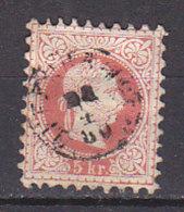 PGL AY361 - AUSTRIA Yv N°34A FINE - 1850-1918 Imperium