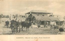 DJIBOUTI MARCHE AUX OEUFS PORTE DAMBOULI - Dschibuti