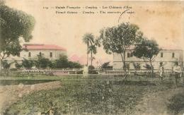 CONAKRY LES CHATEAUX D'EAU - Guinée Française