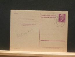 61/436     CP    DDR  MIT ANTWORT - [6] Oost-Duitsland