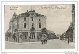 Plewen Alexandrowska Boris Strasse - Bulgarie