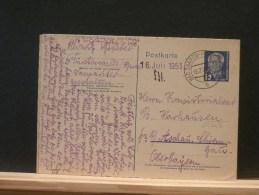 61/420  CP  DDR  OBL.  1951 - [6] República Democrática