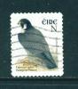 IRELAND  -  2002 To 2004  Bird Definitives  ´N´  24 X 29mm  Self Adhesive  FU  (stock Scan) - Usati