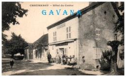 39 CHAUMERGY - Hotel Du Centre - Sonstige Gemeinden