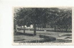 Halen - Militair Kerkhof Van 12 Augustus 1914 - Halen