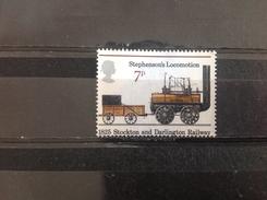 Groot-Brittannië / Great Britain - Openbare Spoorwegen (7) 1975 - Gebruikt