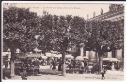 LOIRE-ATLANTIQUE - NANTES - Le Marché Aux Fleurs, Place De La Bourse - Markets