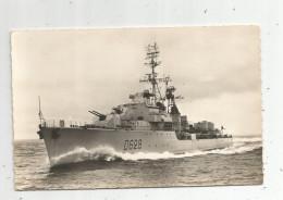 G-I-E , Cp, Bateaux De Guerre, Vierge, Ed : Glatigny , N° 6 , Escorteur D´escadre VAUQUELIN, D.C.A.N. Lorient N° 4961 - Guerre