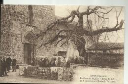 D21 - ESSE - La  Place De L' Elise - Arbre De SULLY Et Monument Aux Morts - Par Jean TEILLiET - Altri Comuni