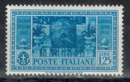 ITALIEN 1932 - MiNr: 397   * /MH - Nuevos