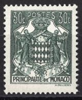 MONACO 1943  -  Y.T. N° 250  - NEUF** - Nuovi