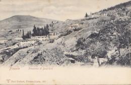 Italie - Fiesole - Panorama Di Borg'Unto - Firenze