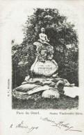 GENT-GAND-STATUE DE HEINS DES FRERES VANDEVELDE- Coloniaux Originaires De Veurne Décédés Au Congo Belge - Gent