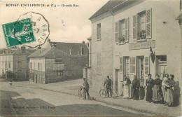 95 - BOISSY L'AILLERIE - Grande Rue - Boissy-l'Aillerie