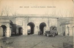 59 LILLE - LA PORTE DE CANTELEU - CANTELEU GARE ( CAMION ) - Lille