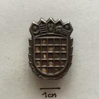 Badge (Pin) ZN002342 - Military (Army) War Insignia Croatia (Hrvatska) - Militaria