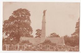 Rabosée-Wandre. Monument. (carte-photo) - Liege