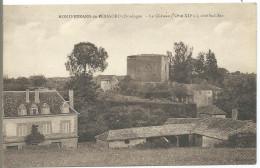 MONTFERRAND DU PERIGORD - Le Château (XIè Et XIIè S. ) Côté Sud-Est - France