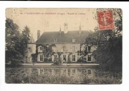 88 - GIRECOURT-sur-DURBION ( Vosges ) Façade Du Château - Sonstige Gemeinden