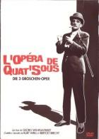 L'Opéra De Quat'Sous De Georg Wilhelm PABST (1931) - Unclassified