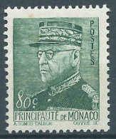 Monaco -1941 - Prince Louis II  - N° 226 - Neuf ** - MNH - Monaco