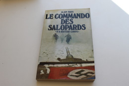 Le Commando Des Salopard - Alain Paris - Books