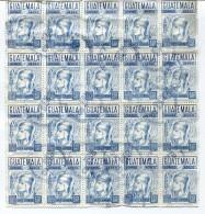 12057 Guatemala, 20 Used Stamp Of 10c. Dante Alighieri  (see Scan) - Celebrità