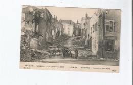 NOMENY (54) 1914.15 (MILITAIRES) 24 DECEMBRE 1914 - Nomeny