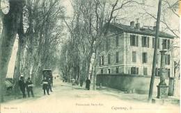 34 CAPESTANG  Promenade Porte Roi - Capestang
