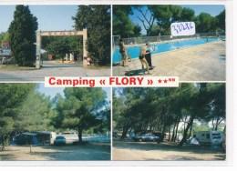 "CPM GF - 84 - Vedène ( Multivues Camping ""Flory"" - Otros Municipios"