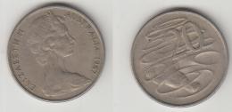 10 RUPEES 1997 - 20 CENTS 1967 - Monnaie Décimale (1966-...)