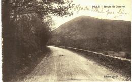 Prat - Route De Cazavet - France