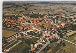 UNGERSHEIM Vue Aérienne .  . 105x150 ; Voyagé - Autres Communes
