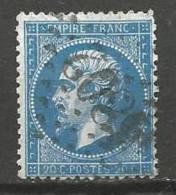 France - Obl. GC3802 ST PE DE BIGORRE Sur Timbre Napoleon III Et/ou Cérès - N°22 - Marcofilie (losse Zegels)