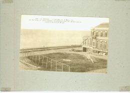CP.  76.  LE  TREPORT.  LA  TEMPETE  DU  16  MARS  1914.  LES  BARRIERES  DU  CASINO  BRISEES - Le Treport