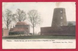 CPA Belgique - Fleurus - Moulin Naveau Qui Servit D´observatoire à Napoléon En 1815 - Fleurus