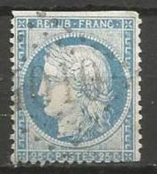 France - Obl. GC4010 TREGUIER Sur Timbre Napoleon III Et/ou Cérès - N°60 - Marcofilie (losse Zegels)