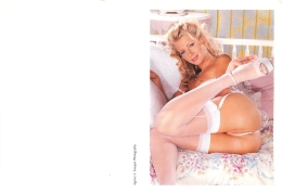 CALENDRIER FEMME NUE ANNEE 2000 - Calendarios