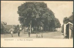 RIXENSART - BOURGEOIS - La PLACE DU BOURGEOIS - 11341 - Rixensart