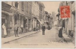 MONTESQUIEU VOLVESTRE (31) - LA RUE MAGE - France