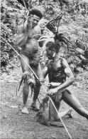 CPA.   MICRONESIE...NOUVELLE HEBRIDES...NAMBA DANCE OF  MALEKULO...1968.. - Micronésie