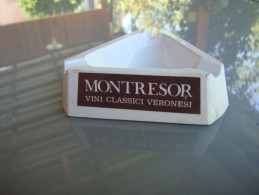 Cendrier   Montresor Vini - Ohne Zuordnung