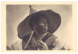 Cpa Tchad, AEF, Type De Cavalier Foulbé - Tchad