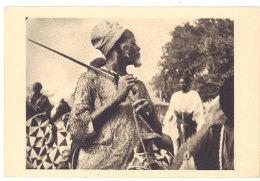 Cpa Tchad, AEF, Chevalier Moyenageux - Tchad