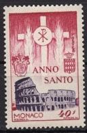 MONACO 1951 -  Y.T.  N° 362 - NEUF* Trace De Charniere (lot139) - Monaco