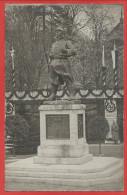 57 - METZ - Carte Photo - Monument - Denkmal - Soldat Allemand - Feldpost - Guerre 14/18 - Metz