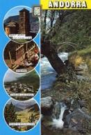 Andorra  Differents Aspects (LOT AC 19) - Andorre