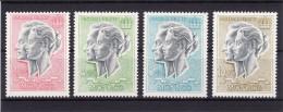 Monaco 1966 - Poste Aérienne - N° 87 à 90 - Neufs** - 1er Choix - Airmail