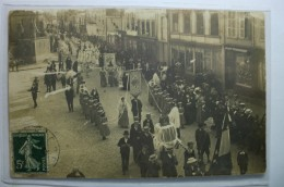 D 80 - Corbie - Relique De Saint Anschaire - Procession - Corbie